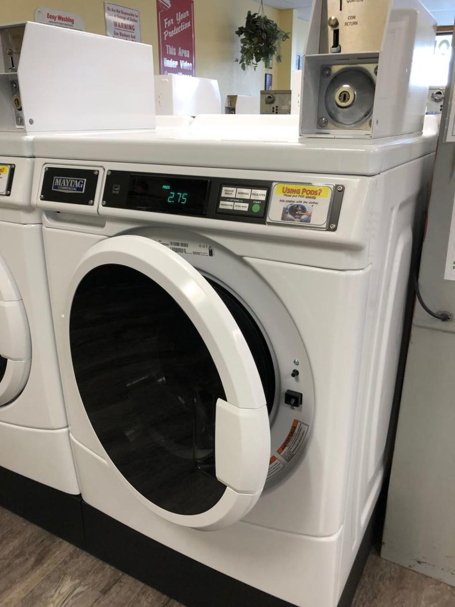 Laundromat | Laundry and Dry Cleaning Pick-up Delivery ...